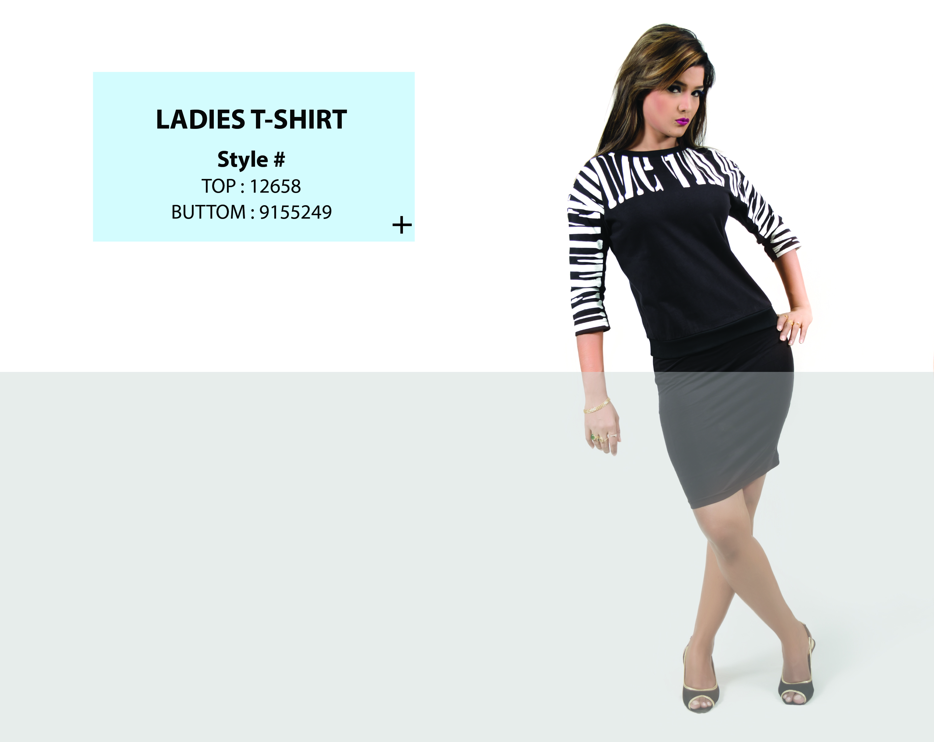 Ladies t shirts