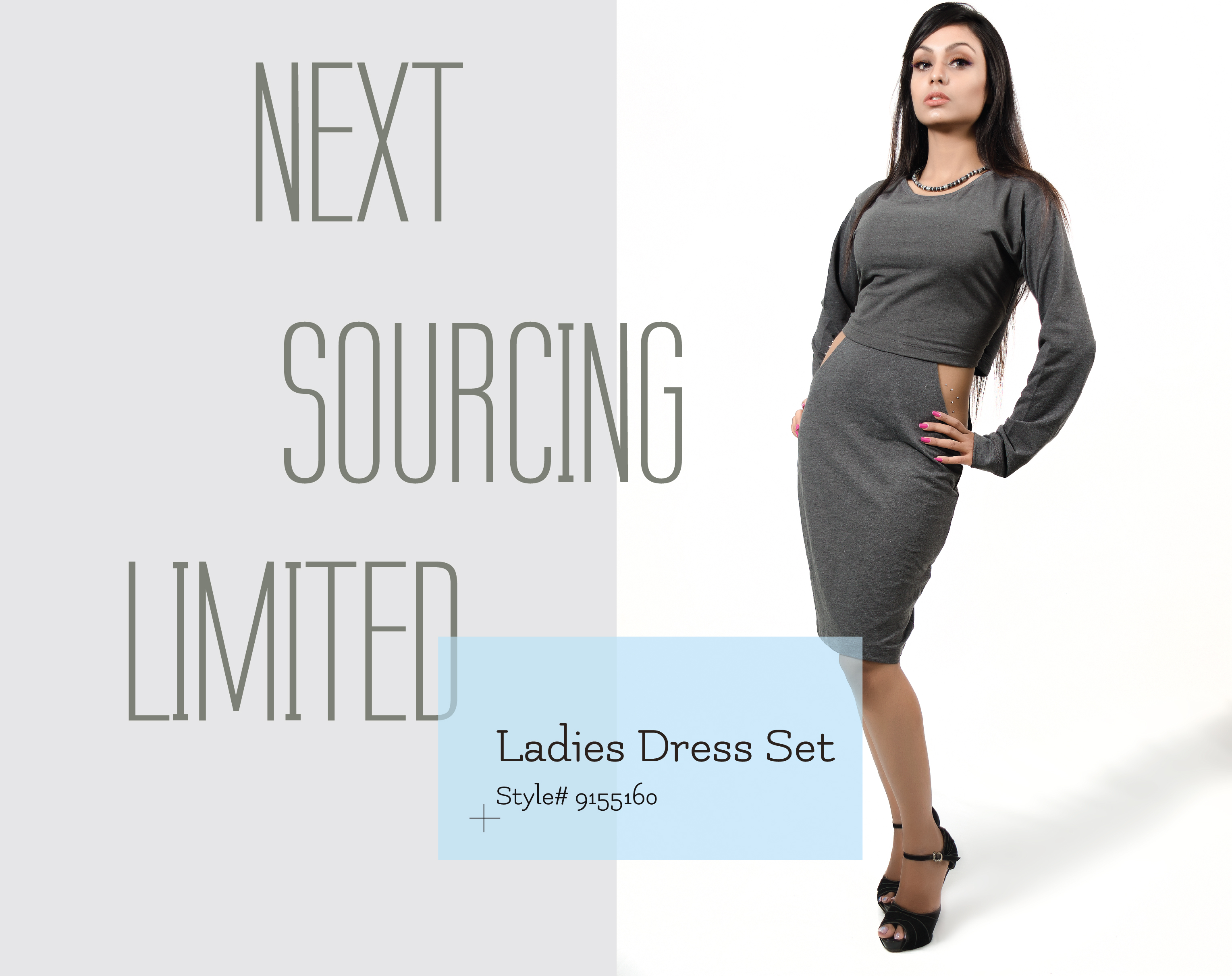 Ladies Dress Set